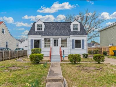 property image for 628 Augusta Street HAMPTON VA 23669