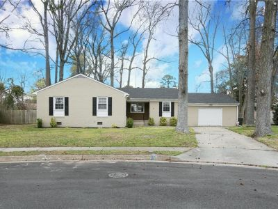 property image for 3 Yulee Court HAMPTON VA 23669