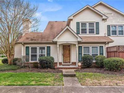 property image for 211 Ridge Wood Drive HAMPTON VA 23666