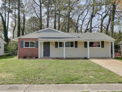 property image for 424 Beaumont Street HAMPTON VA 23669