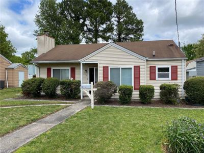 property image for 812 Downing Street HAMPTON VA 23661