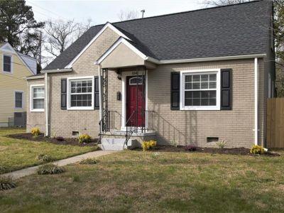 property image for 534 Timothy Avenue NORFOLK VA 23505