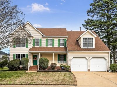property image for 134 Pine Creek Drive HAMPTON VA 23669