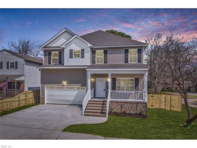 property image for 21 Sherwood Avenue HAMPTON VA 23663