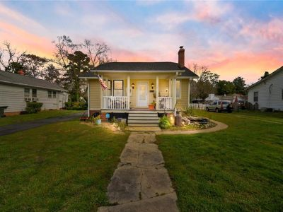 property image for 112 Pear Avenue HAMPTON VA 23661