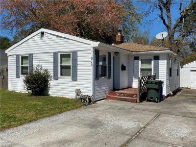 property image for 8240 Mercer Drive NORFOLK VA 23505