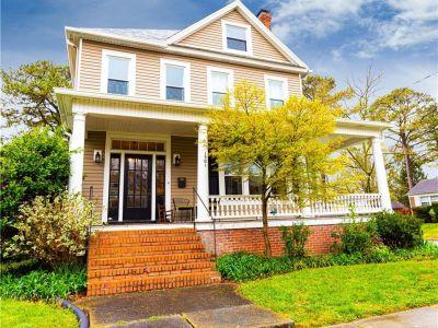 property image for 1501 Morris Avenue NORFOLK VA 23509