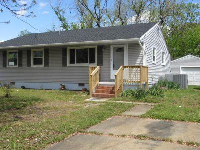 property image for 107 Woodbury Forrest Drive HAMPTON VA 23666