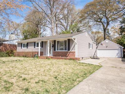 property image for 8318 Quincy Street NORFOLK VA 23518