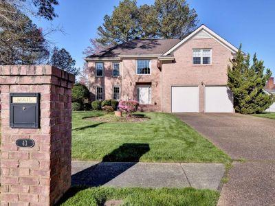 property image for 43 Edenbrook Drive HAMPTON VA 23666