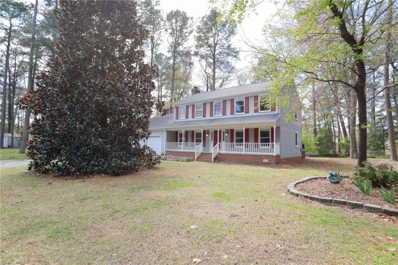 Photo 1 of 46 residential for sale in Poquoson virginia