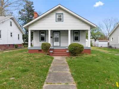 property image for 218 Pear Avenue HAMPTON VA 23661