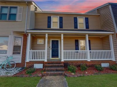 property image for 6 W Wainwright Drive POQUOSON VA 23662