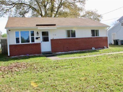 property image for 416 Fort Worth Street HAMPTON VA 23669