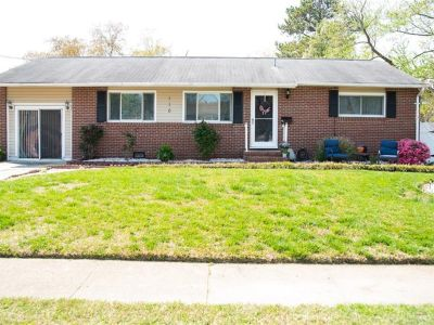 property image for 110 FORT WORTH Street HAMPTON VA 23669