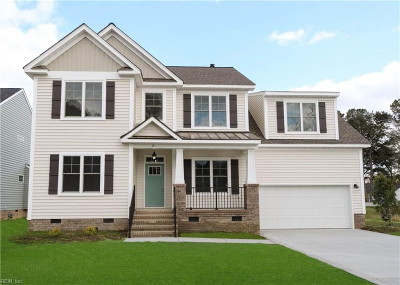 Photo 1 of 49 residential for sale in Poquoson virginia