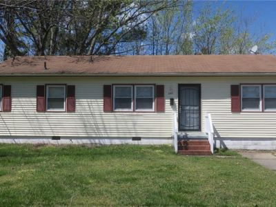 property image for 1129 78th Street NEWPORT NEWS VA 23605