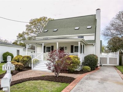 property image for 310 South Willard Avenue HAMPTON VA 23663