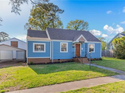 property image for 3865 Dare Circle NORFOLK VA 23513