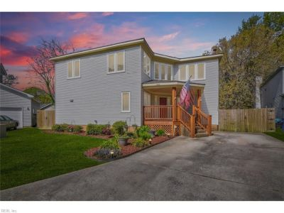 property image for 4600 McNutt Court NORFOLK VA 23513
