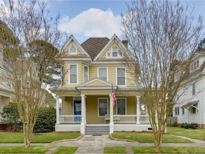 property image for 122 Linden Avenue SUFFOLK VA 23434
