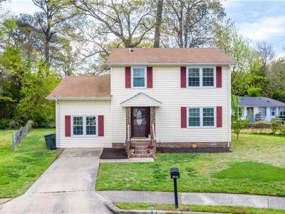 property image for 3613 Fairfax Drive HAMPTON VA 23661
