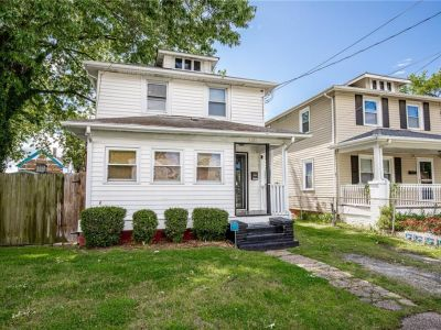 property image for 3121 Illinois Avenue NORFOLK VA 23513