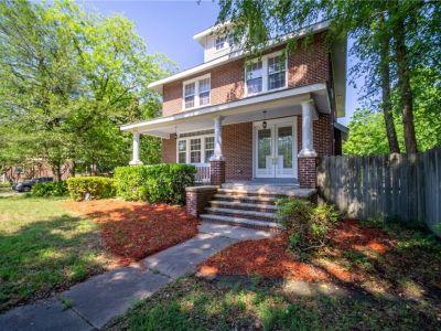 property image for 1502 Lafayette Boulevard NORFOLK VA 23509