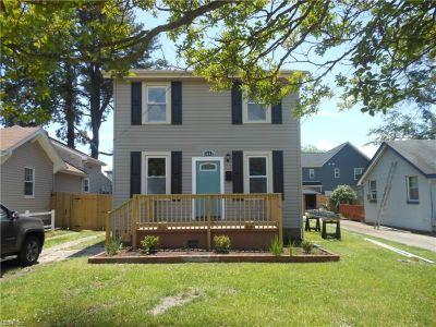 property image for 1817 Pope Avenue NORFOLK VA 23509