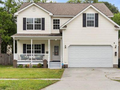 property image for 3214 Vimy Ridge Avenue NORFOLK VA 23509