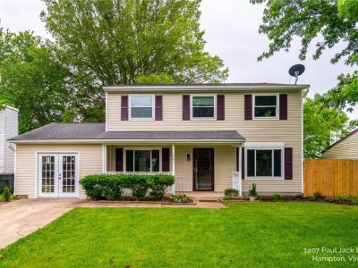property image for 1407 Paul Jack Drive Drive HAMPTON VA 23666