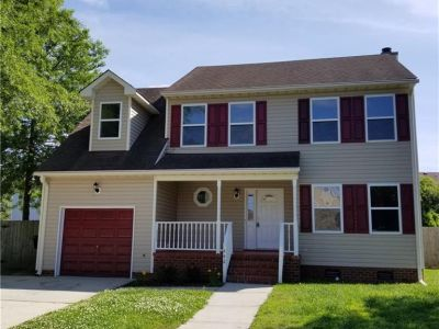 property image for 442 Barlow Drive PORTSMOUTH VA 23707