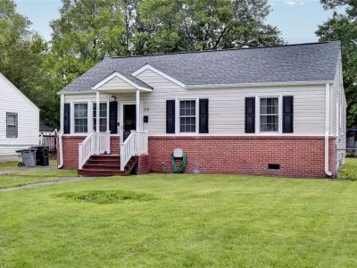 property image for 25 Cornwall Terrace HAMPTON VA 23666