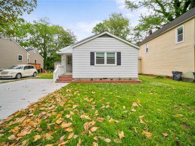 property image for 420 Highland Avenue HAMPTON VA 23661