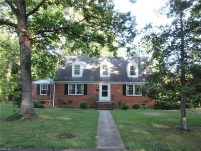 property image for 318 Mistletoe Drive NEWPORT NEWS VA 23606