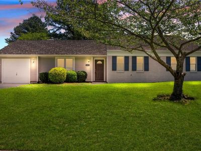property image for 3401 Mornington Drive CHESAPEAKE VA 23321