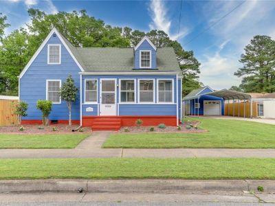 property image for 3412 Herbert Street NORFOLK VA 23513