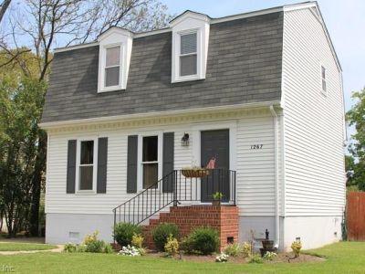 property image for 1267 Poquoson Avenue POQUOSON VA 23662