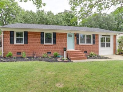 property image for 303 Agusta Drive NEWPORT NEWS VA 23601