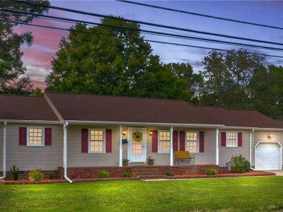property image for 147 Little Florida Road POQUOSON VA 23662