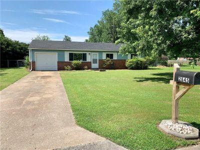 property image for 2845 Nansemond Drive SUFFOLK VA 23435