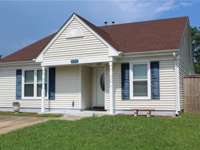 property image for 809 Avatar Drive VIRGINIA BEACH VA 23454