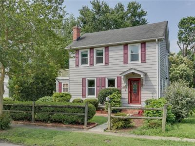 property image for 147 Chesterfield Road HAMPTON VA 23661