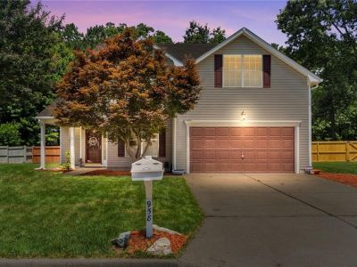 property image for 958 Holbrook Drive NEWPORT NEWS VA 23602