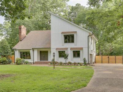property image for 317 Woodland Drive NEWPORT NEWS VA 23606
