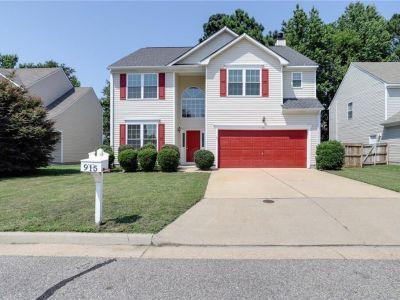 property image for 915 Hanson Drive NEWPORT NEWS VA 23602