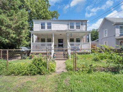 property image for 3605 Lauderdale Avenue HAMPTON VA 23661