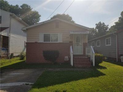 property image for 453 Dare Avenue HAMPTON VA 23661