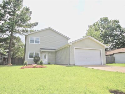 property image for 647 Orangewood Drive VIRGINIA BEACH VA 23453