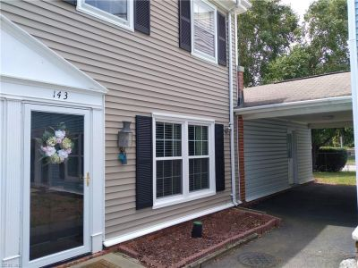 property image for 143 Towne Square Drive NEWPORT NEWS VA 23607